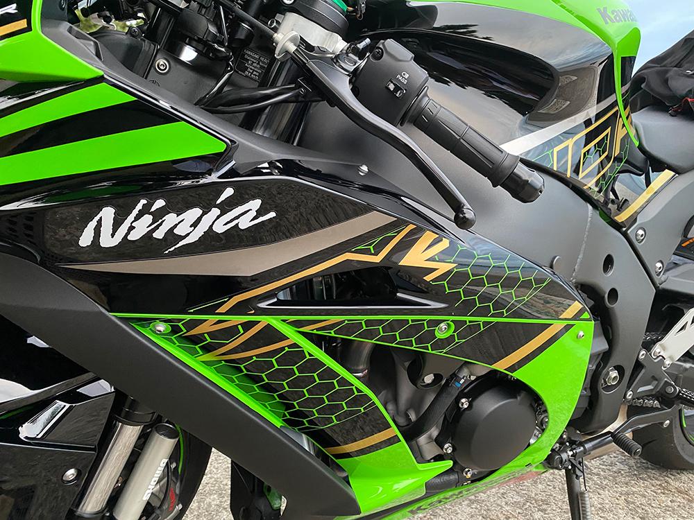 Ninja ZX-10R